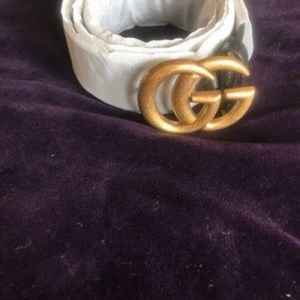 Accessories - GG belt